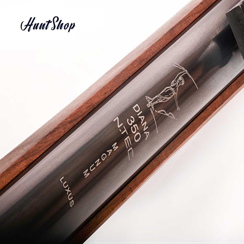 تفنگ بادی دیانا 350-N-TEC لوکس