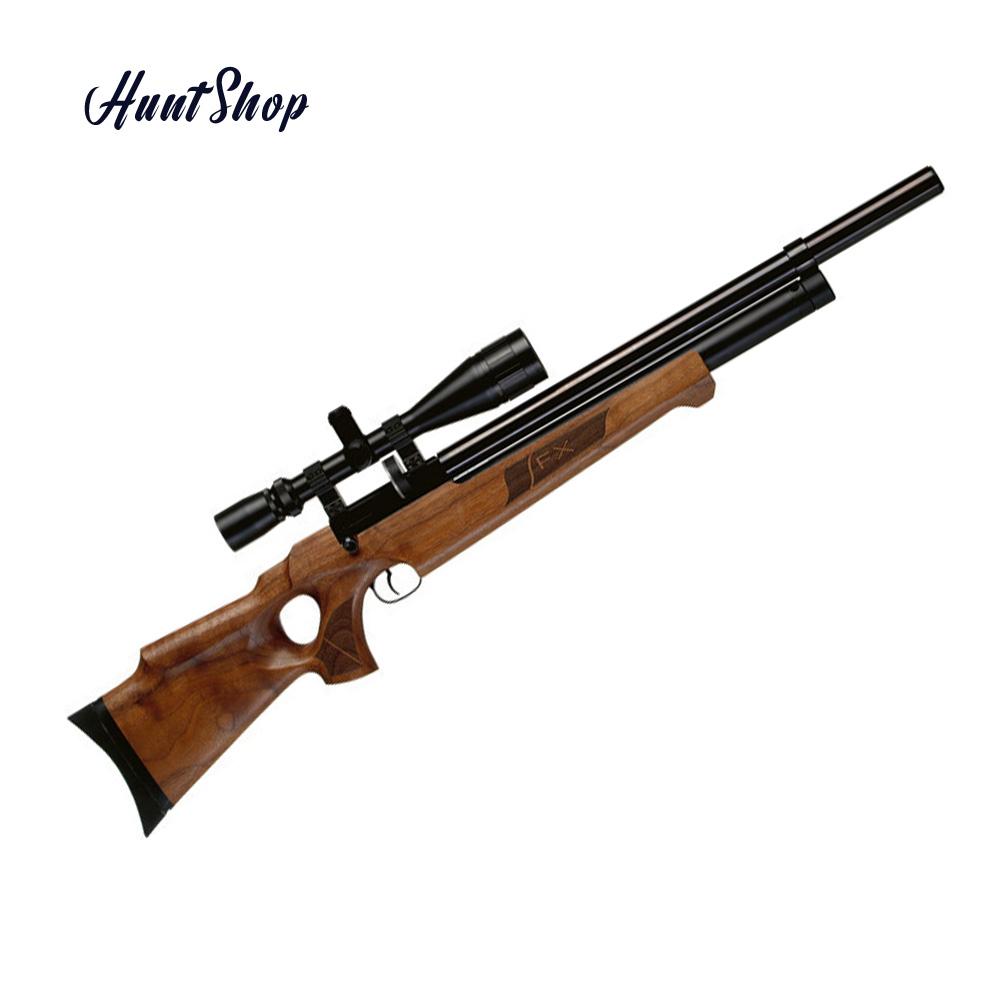 تفنگ بادی pcp اف ایکس مانسون