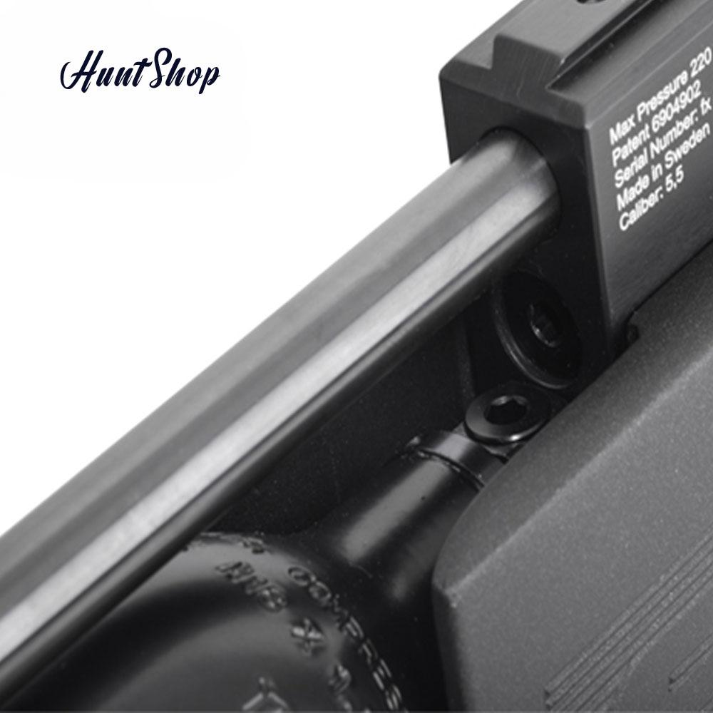 تفنگ pcp اف ایکس رویال 500 قنداق فایبر